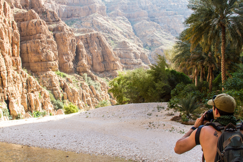 Oman Trekking and camping Trip