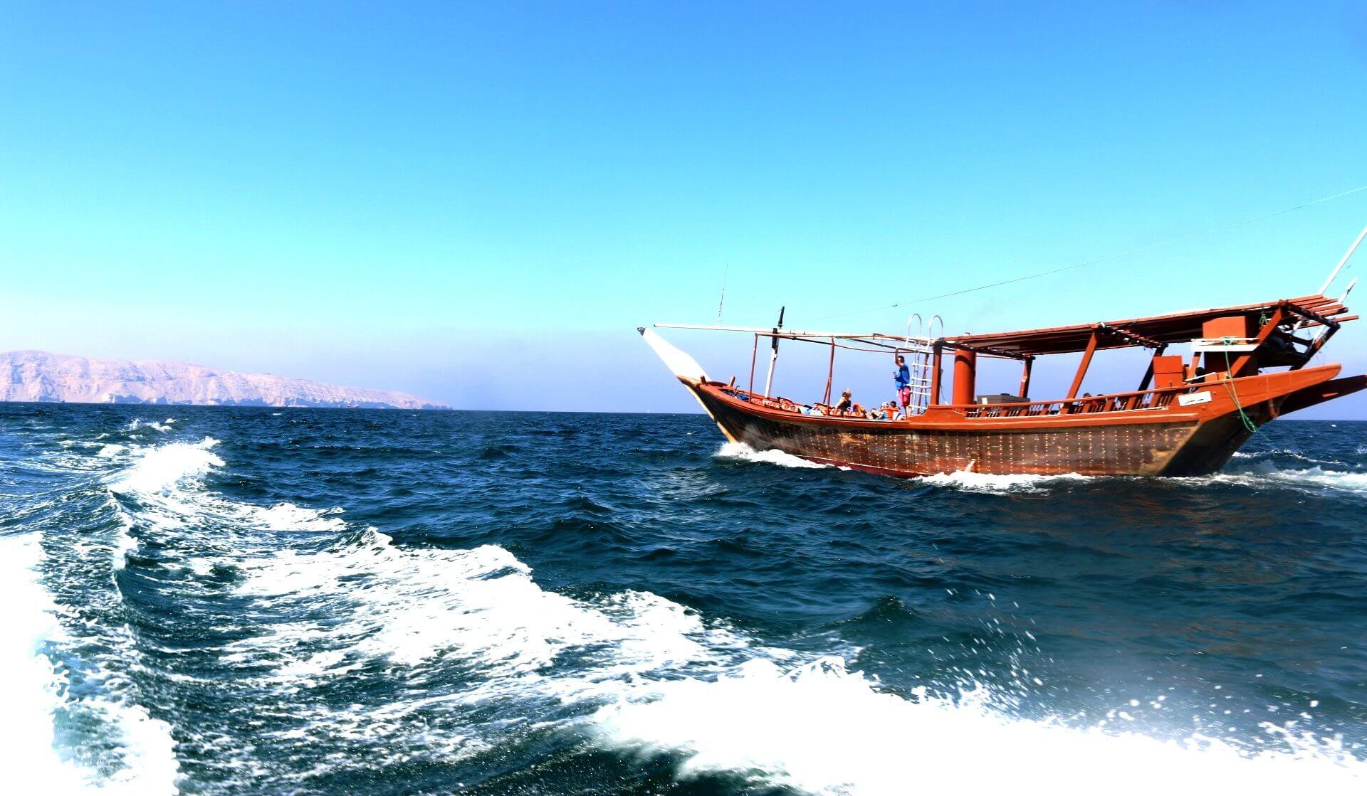 Dhow Cruise Full Day (Khasab)
