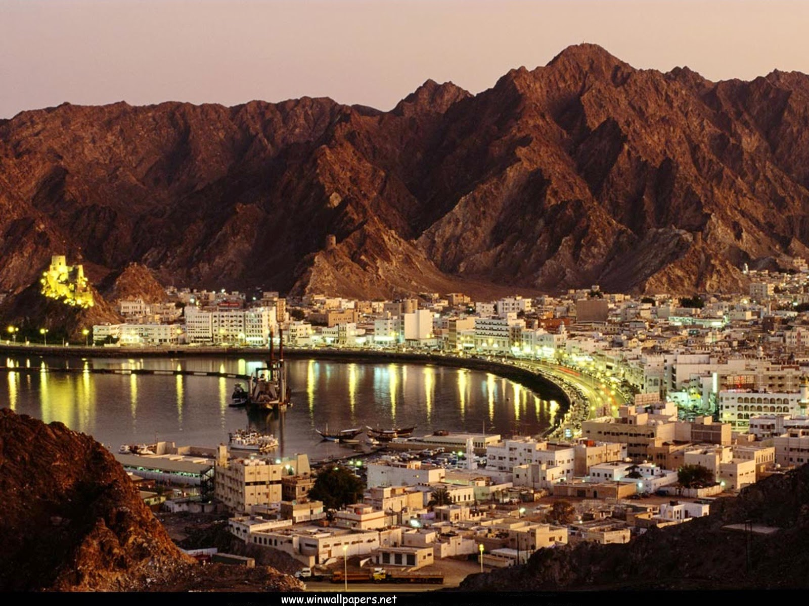 Oman Essence Of Arabia