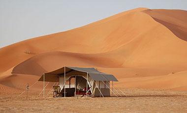 Dubai to Oman Salalah