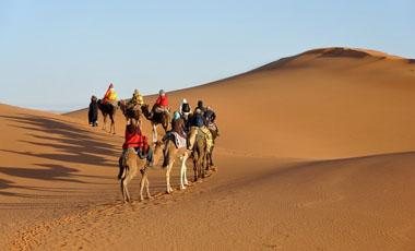 DUBAI & OMAN MOUNTAIN WITH DESERT SAFARI