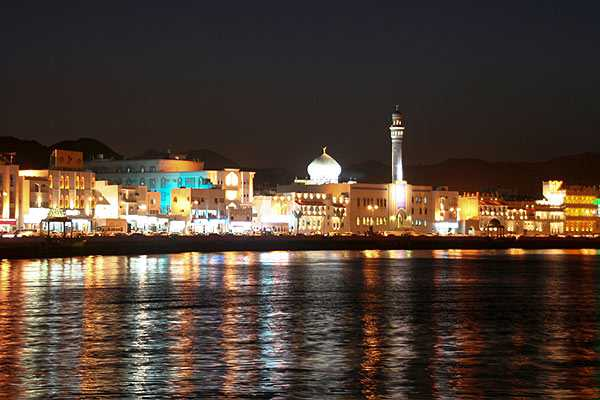 Muscat By Night Tour