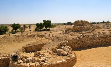 Lost City of Ubar & Rub al Khali